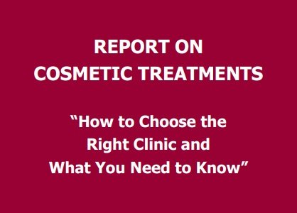 cosmetic treatments report