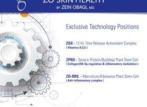 zo skin health exclusive technology