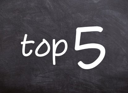 top 5 skin treatments