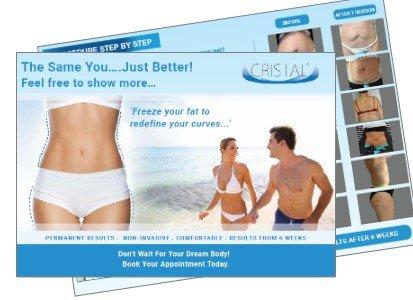 cristal cryolipolysis leaflet